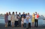 La nunta de aur cu familia extinsă