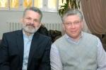 Cu pastorul și prietenul Doru Cîrdei