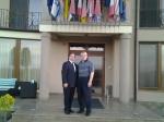 La Pensiunea Silver, cu dr. Paul Negruț